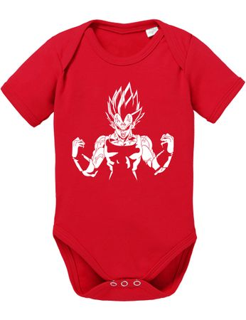 Vegeta Red Eye Baby Body – Bild 3