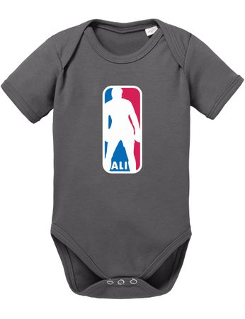 Ali NBA Basketball Baby Body – Bild 2