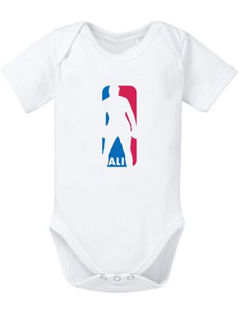 Ali NBA Basketball Baby Body – Bild 8