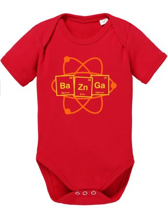 Bazinga in Periodic System Baby Body – Bild 6