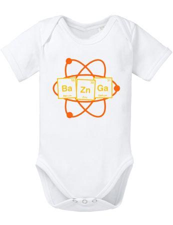 Bazinga in Periodic System Baby Body