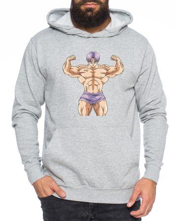 Sambosa Trunks Arm Body Gym Herren Hoodie