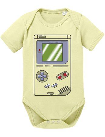 Game Bam 16-Bit Nostalgie snes mario super kart 8-bit yoshi boy Baby Body – Bild 5