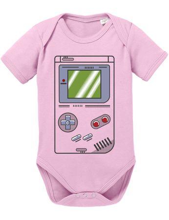 Game Bam 16-Bit Nostalgie snes mario super kart 8-bit yoshi boy Baby Body – Bild 6