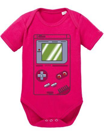 Game Bam 16-Bit Nostalgie snes mario super kart 8-bit yoshi boy Baby Body – Bild 9