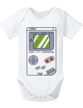 Game Bam 16-Bit Nostalgie snes mario super kart 8-bit yoshi boy Baby Body – Bild 2