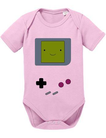 Game Smile Boy 16-Bit snes mario super kart 8-bit yoshi Baby Body – Bild 10