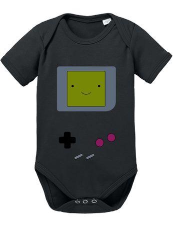 Game Smile Boy 16-Bit snes mario super kart 8-bit yoshi Baby Body – Bild 3