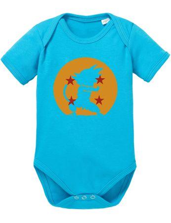 Kamehameha in Dragonball Baby Body – Bild 7