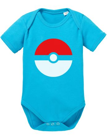 Pokeball Baby Body – Bild 5