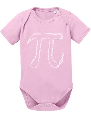 Pi Number Baby Body – Bild 6