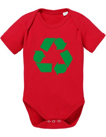 Recycling Logo Baby Body – Bild 6