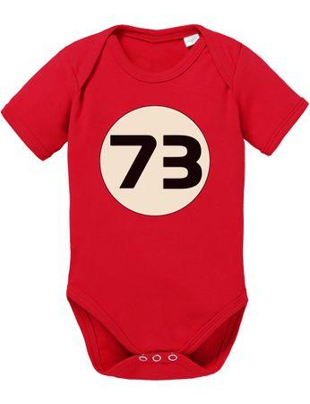 Big Sheldon 73 Bang Theory Nerd Baby Body