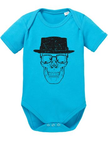 Bad Walter Skull Meth White Crystal Breaking Tv Baby Body – Bild 1