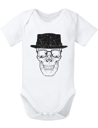 Bad Walter Skull Meth White Crystal Breaking Tv Baby Body – Bild 2