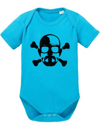 Bad Walter The Danger Baby Strampler Body – Bild 1