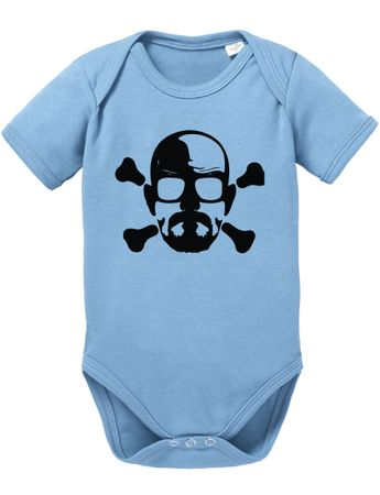 Bad Walter The Danger Baby Strampler Body – Bild 5