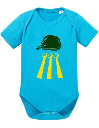Ace Ruffy One Monkey Anime Piece Zoro Whitebeard Logo Baby Body – Bild 6