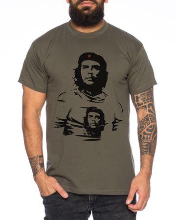 Checho Che Guevara Kuba Guevara Revolution guevara Men's T-Shirt – Bild 1