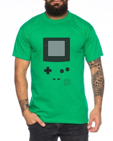 Game Color 16-Bit Nostalgie snes mario super kart 8-bit yoshi boy Men's T-Shirt