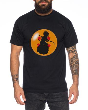 Goku bum Men T-Shirt – Bild 1