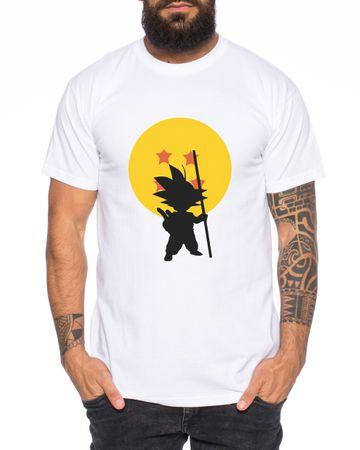 Goku Star Men T-Shirt – Bild 3