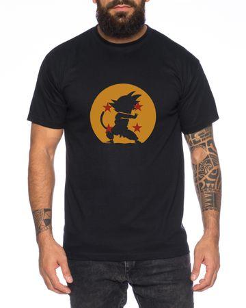 Kamehameha in Dragonball Men T-Shirt – Bild 1