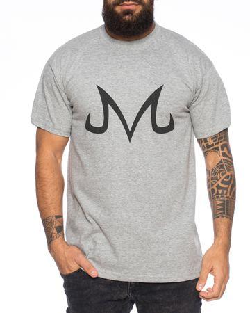 Majin Sign from Boo Dragonball Men T-Shirt – Bild 6