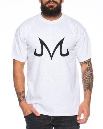 Majin Sign from Boo Dragonball Men T-Shirt – Bild 7