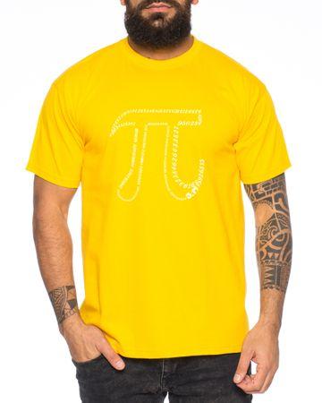 Pi Number Men T-Shirt – Bild 4