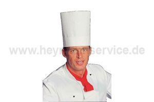 Einweg-Kochmütze Variabel Krepp-Papier