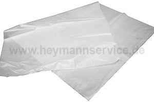 Fleischbeutel 500x800mm T40 HDPE transparent