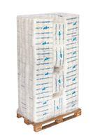 Toilettenpapier 3lg 250Bl. Hochweiß 9,5x11,2cm  21x72Rollen – Bild 2