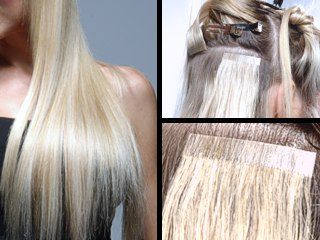 Tape Extensions 3fach
