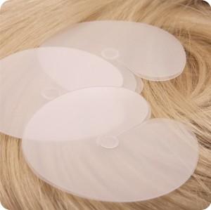 6 SchutzSchablonen für die Haarverlängerung – Bild 4