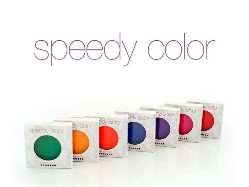 Haarkreide - Speedy Color - Hair Chalk