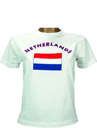 Junior-Shirt, Holland