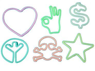 Crazy - Silly - Fun - Bands  Symbole