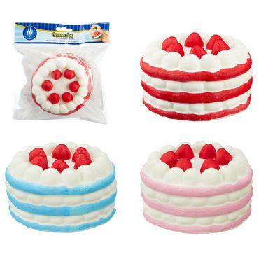 *WERBUNG* LF Squeezies, Torte, 3/s, ca. 6,5x11,5cm