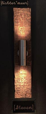 """Designlampe """"Steven"""" – Bild 1"""