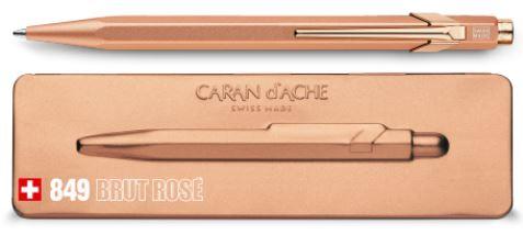 Caran d´Ache Kugelschreiber 849 Brut Rose mit Etui – Bild 2