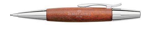 Faber-Castell Drehbleistift e-motion Birnbaum braun – Bild 2