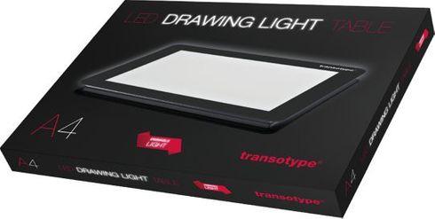 LED Leuchttisch A3 transotype® dimmbar, extrem flach – Bild 4