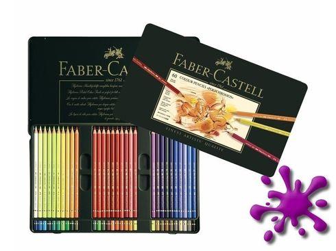 Faber-Castell Polychromos Farbstifte 60er Metalletui - 110060 – Bild 1