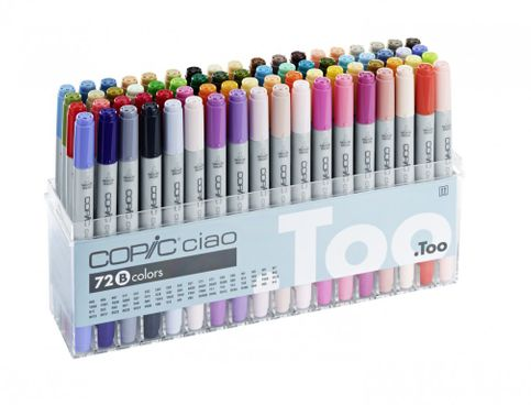 Copic Ciao 72er Set - B  – Bild 2