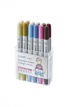Copic Ciao 12er Set - Nostalgie – Bild 1