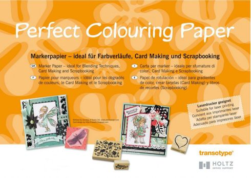 Copic Perfect Colouring Paper A3 10 Bogen 250g/m²