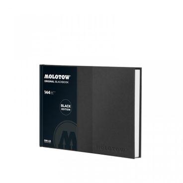 MOLOTOW Blackbook DIN A5 Querformat