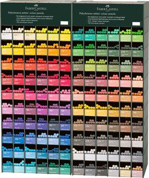 Faber-Castell Polychromos Einzelfarbstift in 120 Farben – Bild 3