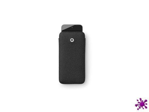 Graf von Faber-Castell Smartphonehülle Epsom schwarz